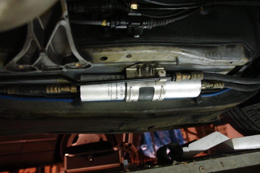 die fahrzeuge werden  bmw e90 kraftstofffilter wechseln
