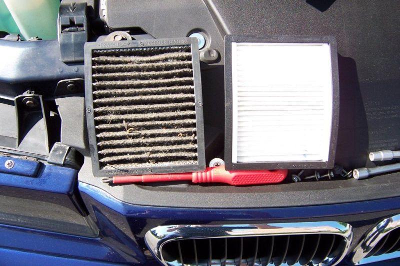 Compact: Pollenfilter-Microfiltertauschanleitung [ 3er BMW ...