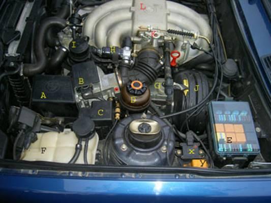 Wissensarchiv Bmw M20 Motor 325i M20b25 Motoren Umbau