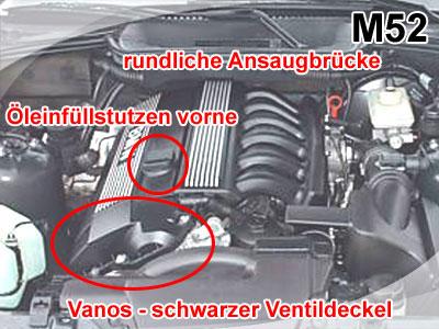 Kauf Eines 6 Zyl M50 M52 Motorentechnische Info